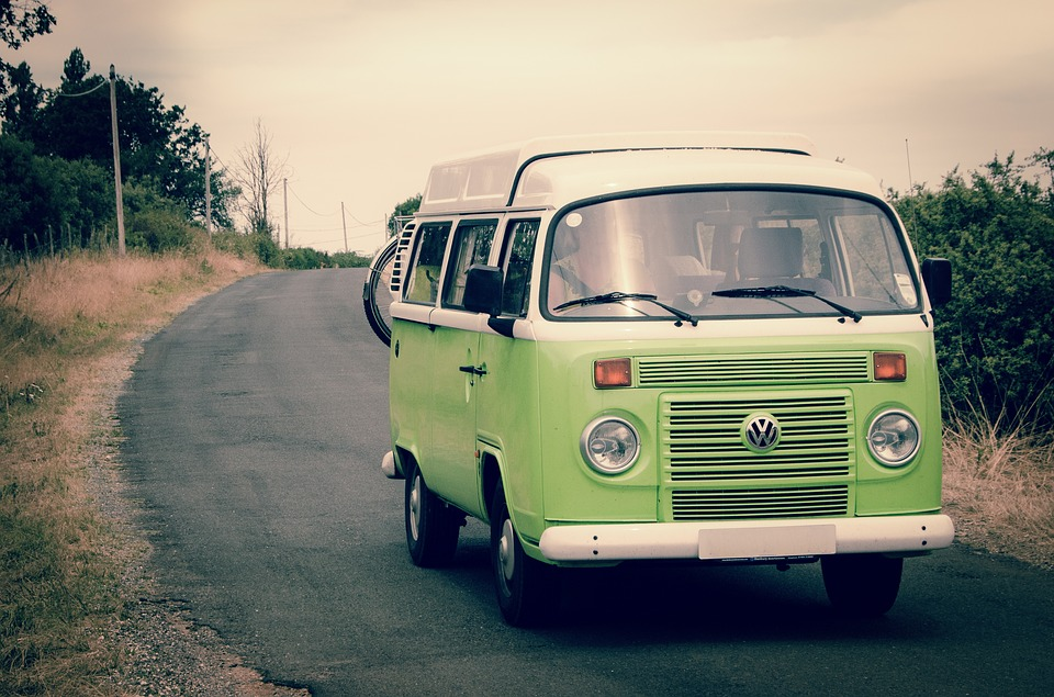 dodávka Volkswagen