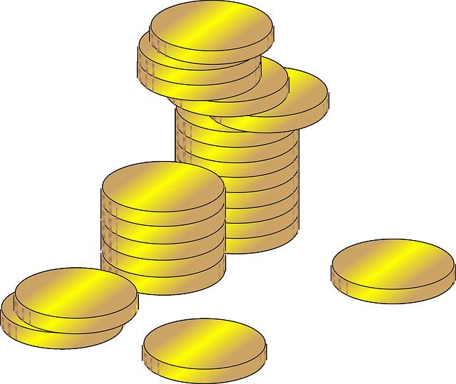 zlaté peníze